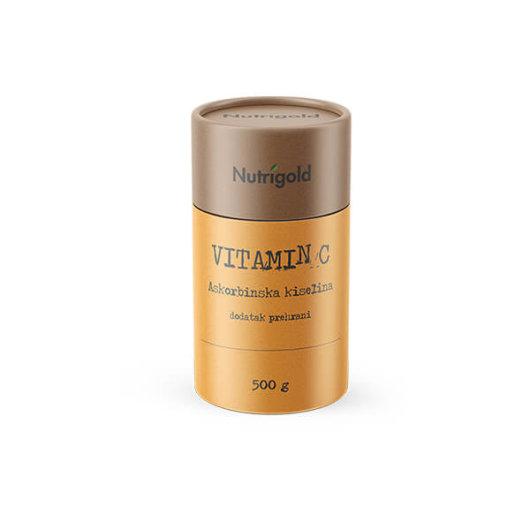 Vitamin C u natronskoj ambalaži od 500 grama