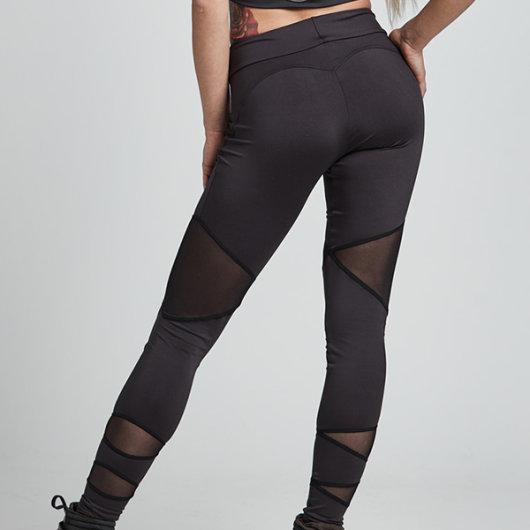 Ženske tajice Pretty Black  veličina ML  - Gym Provocateur