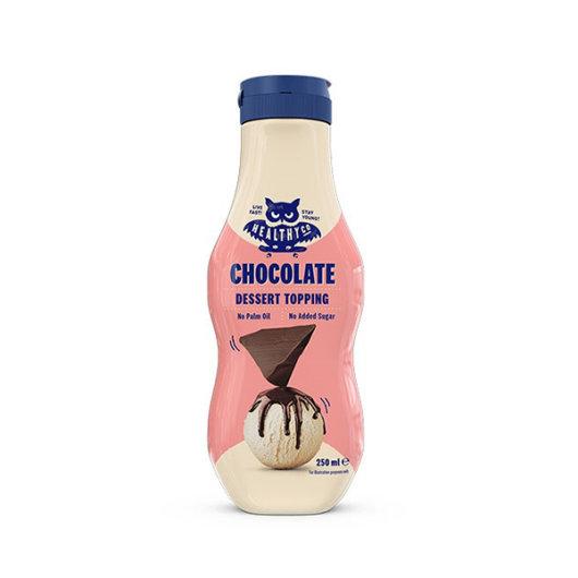 Preljev bez dodanog šećera 250ml čokolada - HealthyCo