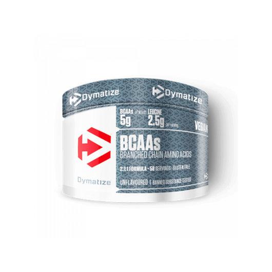 DymatizeBCAA aminokiseline u pakiranju od 300g bez okusa