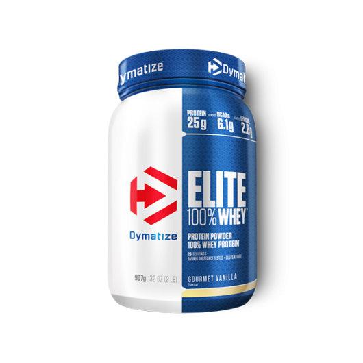 WHey Proteini Dymatize u posudi od 908 grama