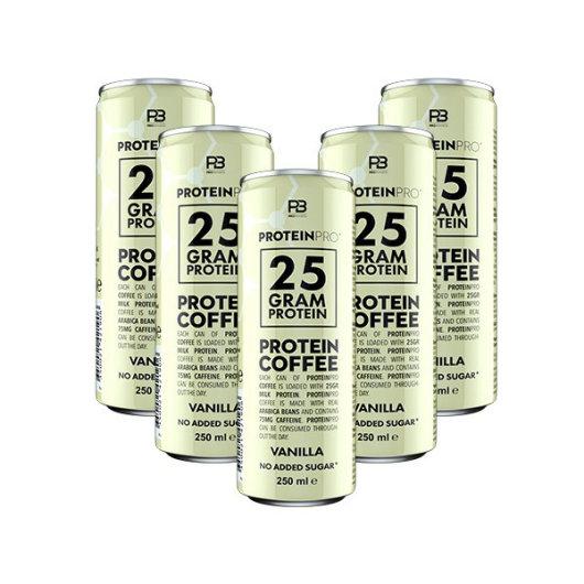 Proteinska kava ProteinPRO u pakiranju od 250ml