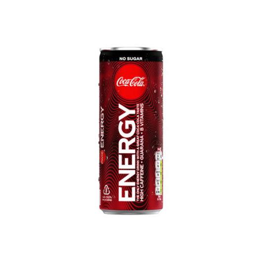 Extreme Energy Cola u crvenom pakiranju 250ml