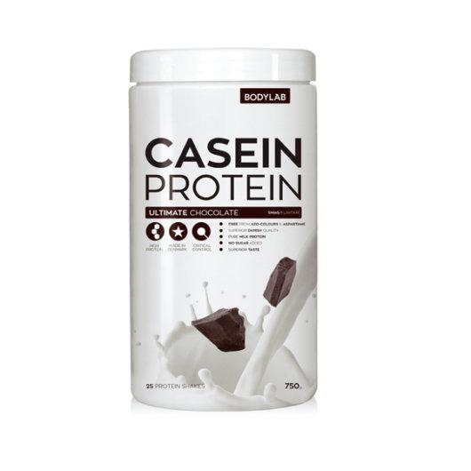 Casein protein u prahu od 750 grama okusa čokolade proizvođača Bodylab