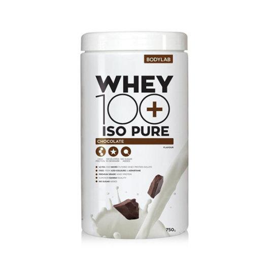 Proteini ISO Pure Bodylab u bijeloj posudici od 750 grama