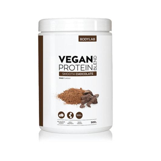 Vegan protein blend 500g čokolada - Bodylab