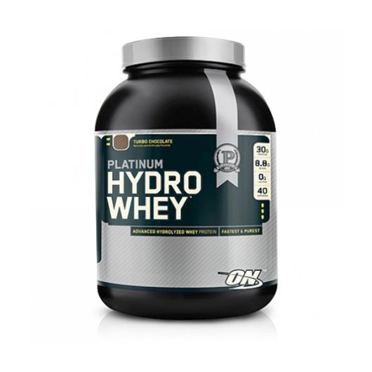 Platinum HYDRO Whey 1600g čokolada – Optimum Nutrition