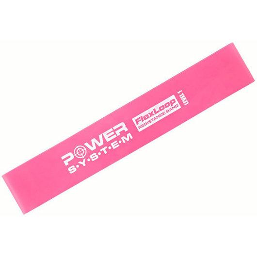 Mini Band guma za vježbanje roza - Power System