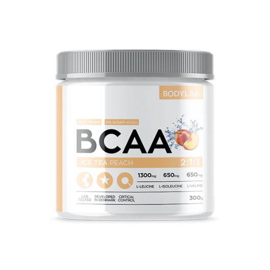 BCAA aminokiseline u omjeru 2:1:1 Bodylab u prahu u plastičnoj posudici od 300g