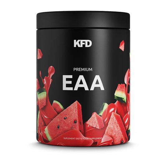 EAA aminokiseline KFD u crnoj ambalaži okusa lubenice od 375 grama