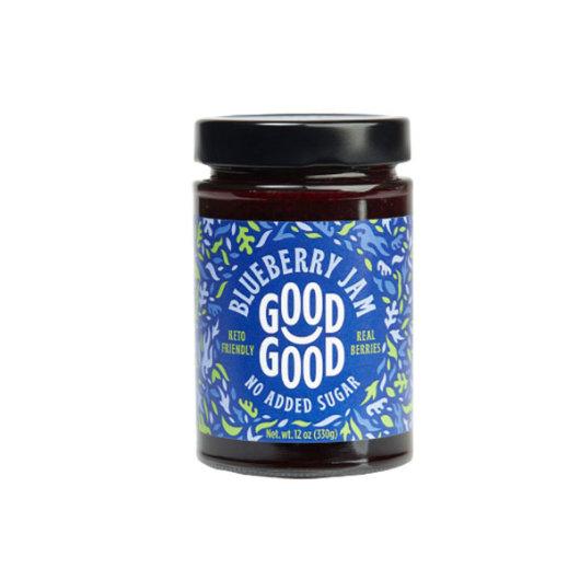Džem od borovnice sa stevijom 330g  - Good Good