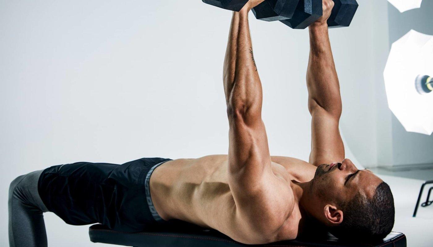 CHEST DAY Izgradite ubojita prsa kroz samo tri vježbe