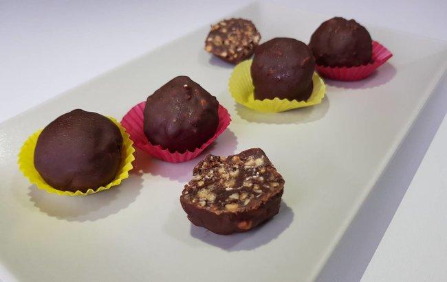 Jedini recept koji ćete koristiti nakon što ga probate: Proteinske Ferrero kuglice