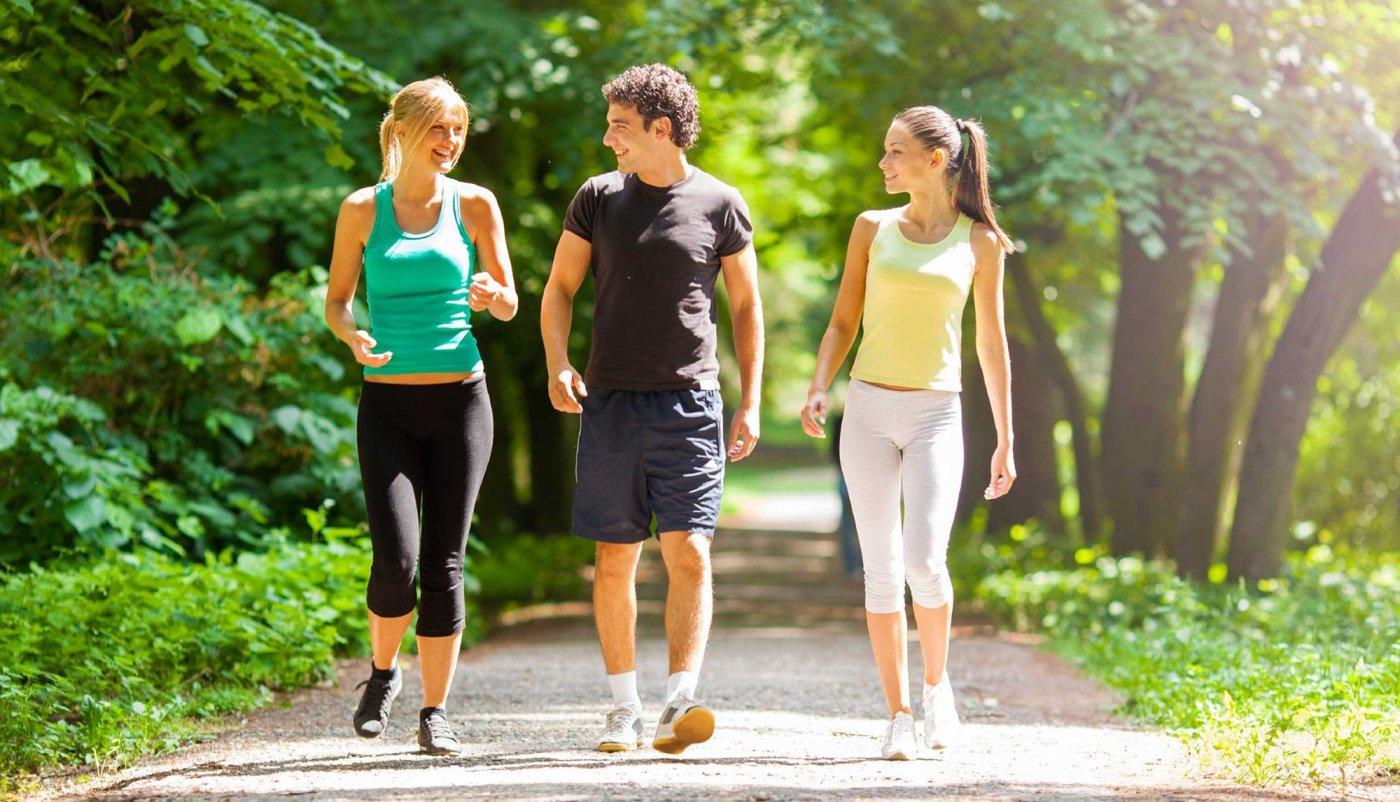 Zašto prošetati nakon obroka Pokušajte više pješačiti i tijelo će vam biti zahvalno.