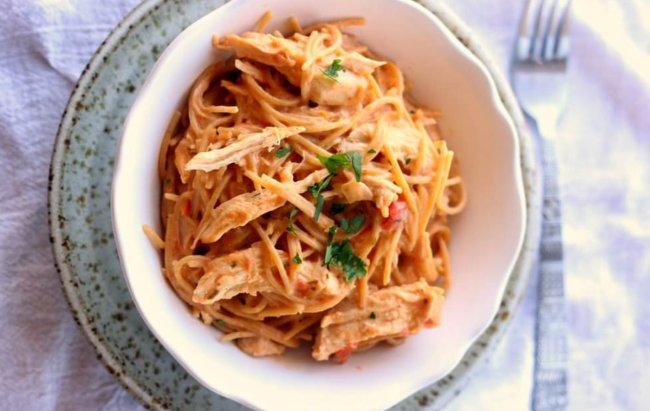 U dvoje je bolje, proteinski spaghetti za dvoje! Pogledajte recept!