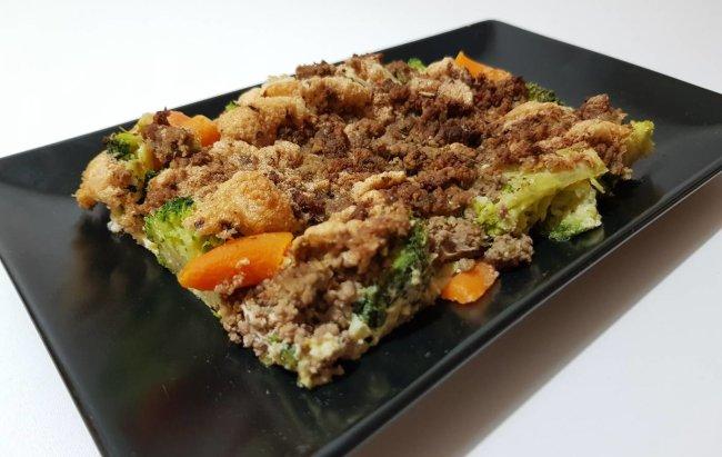 Nutritivno bogat obrok: Zapečena junetina s povrćem, klikni za recept!