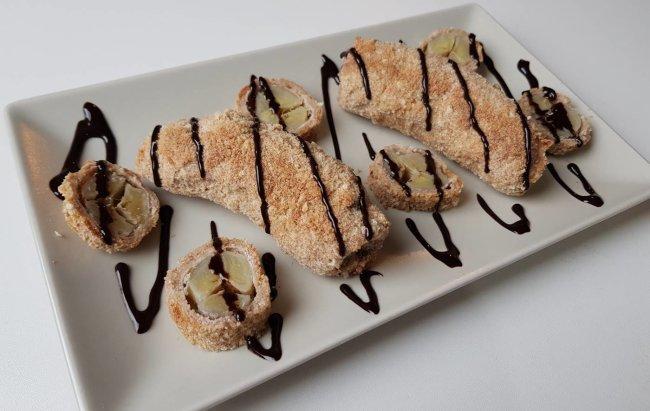 Pohana proteinska banana s daškom kokosa u hrskavom izdanju!