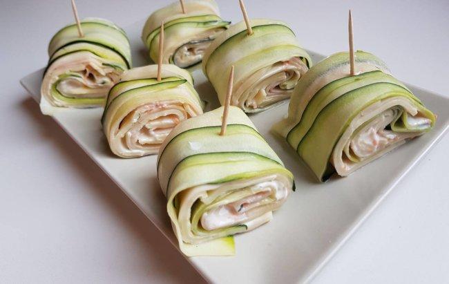 Proljetne FIT rolice za ručak iz snova! Recept Vas čeka na linku!