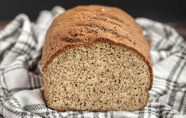 Kruh koji dozvoljavaju i najzahtjevnije dijete KETO KRUH