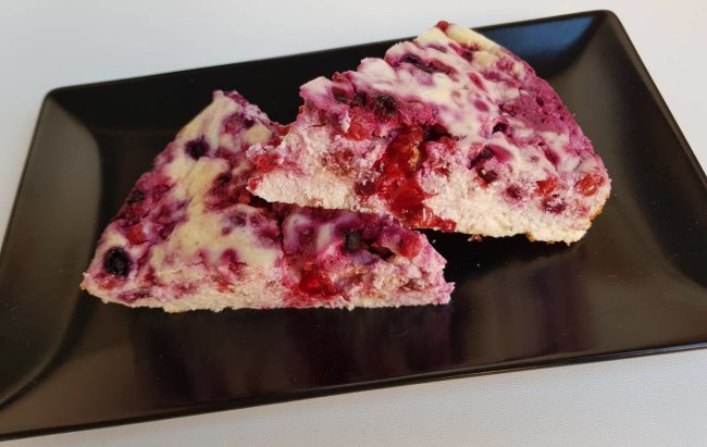 FIT ljetni suigrač, novi proteinski kolač! Recept na linku.