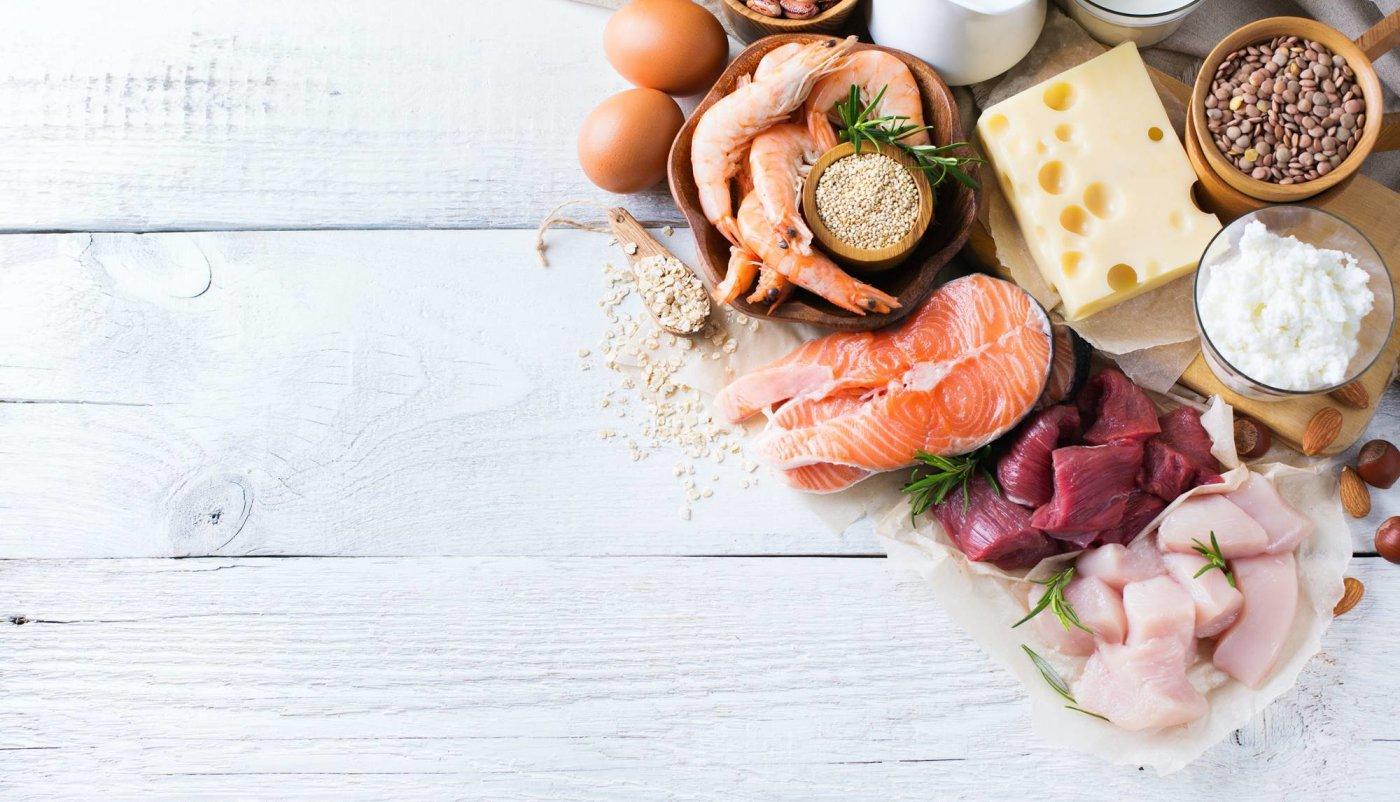 Hrana s visokim udjelom proteina za izgradnju mišića, imamo popis!