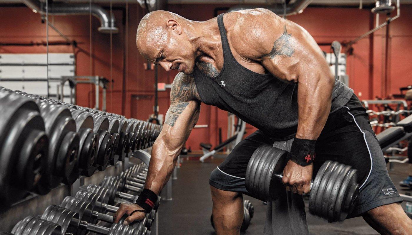 4 savjeta DwayneaJohnsona za izgradnju mišića, klik na link!