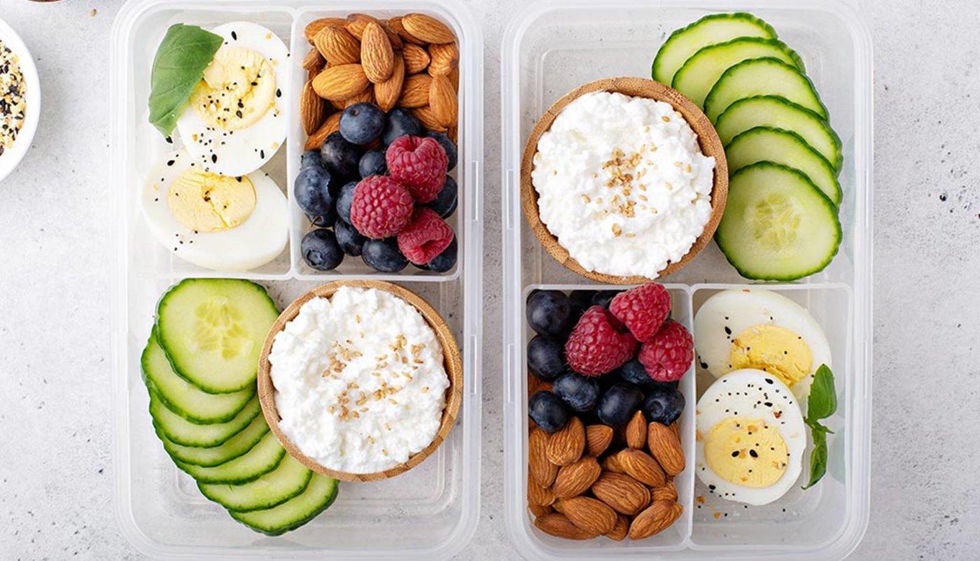 30 snack-ova s visokim udjelom proteina, popis na linku!