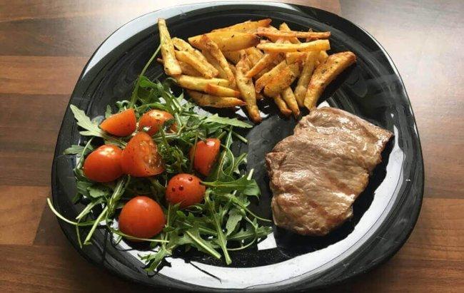 Goveđi steak za ručak kao iz restorana, recept na linku!