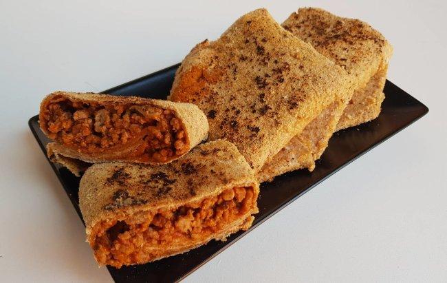 Zapečene tortilje punjene teletinom za FIT ručak koji oduševljava svako nepce!