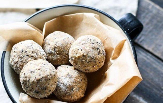 Mali proteinski zalogajčići okusa kave, recept na linku!