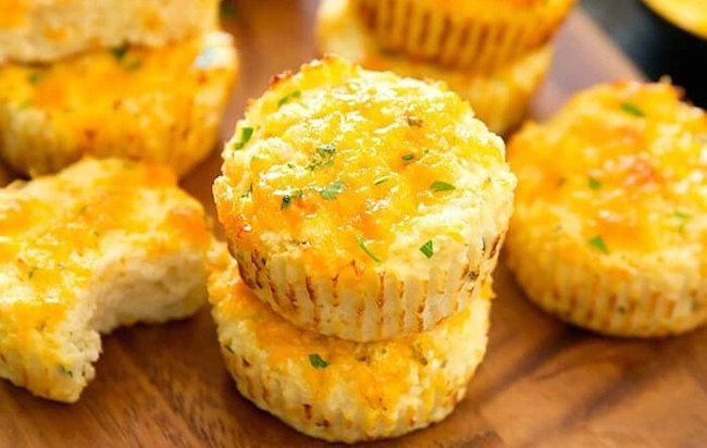 Slani i zdravi muffini kao cvjetni obrok! Recept na linku!