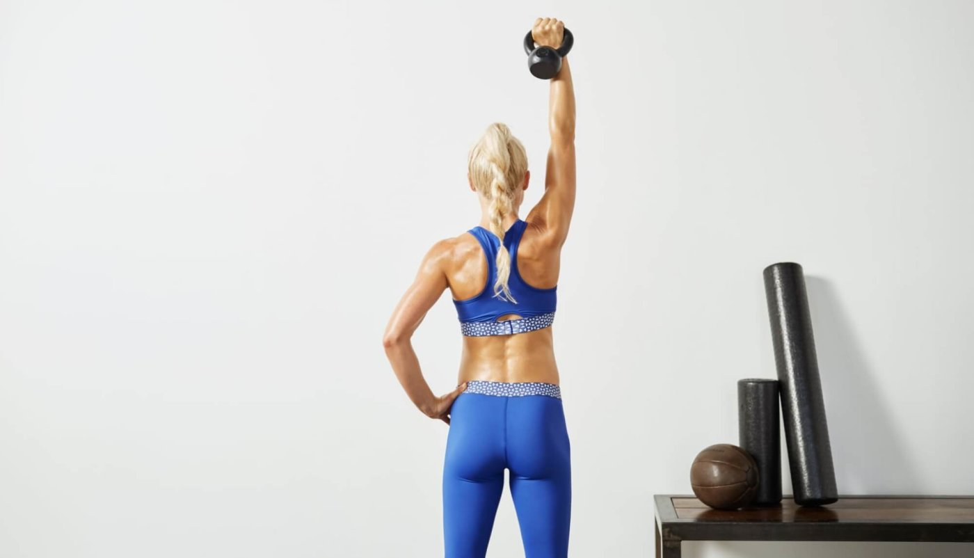 Cardio trening s girjom koji ubija kalorije!