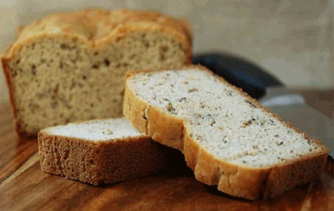 Proteinski kruh.