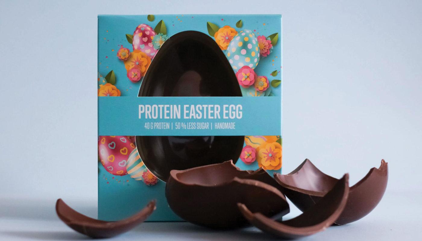 Ručno izrađeno jaje iz Bodylaba servira 40g proteina i 826 kalorija!