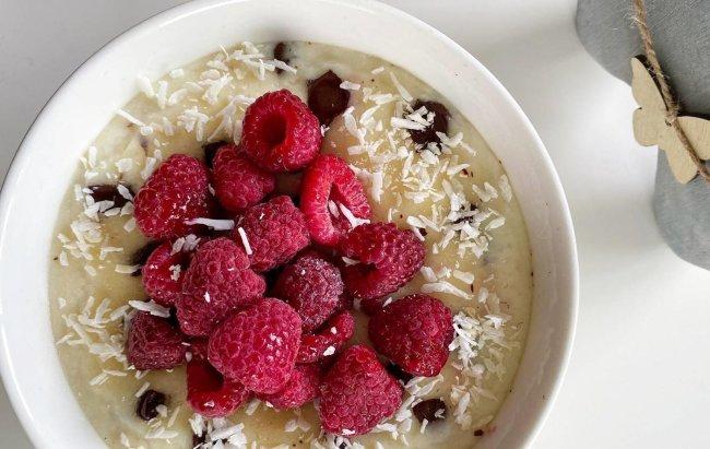 Bounty proteinski griz za slatko jutro! Recept pogledajte klikom na link.