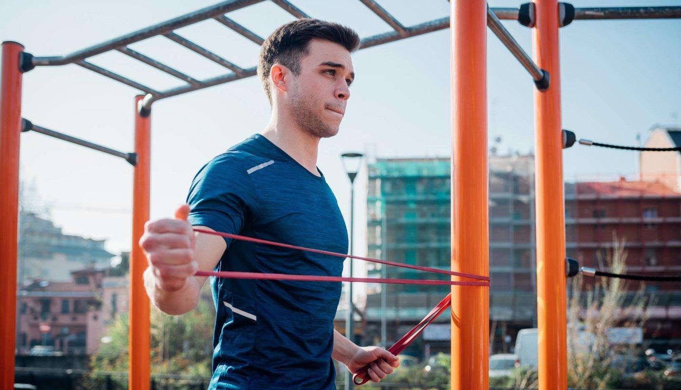 6 vježbi s gumom za vježbanje za još učinkovitiji trening snage!