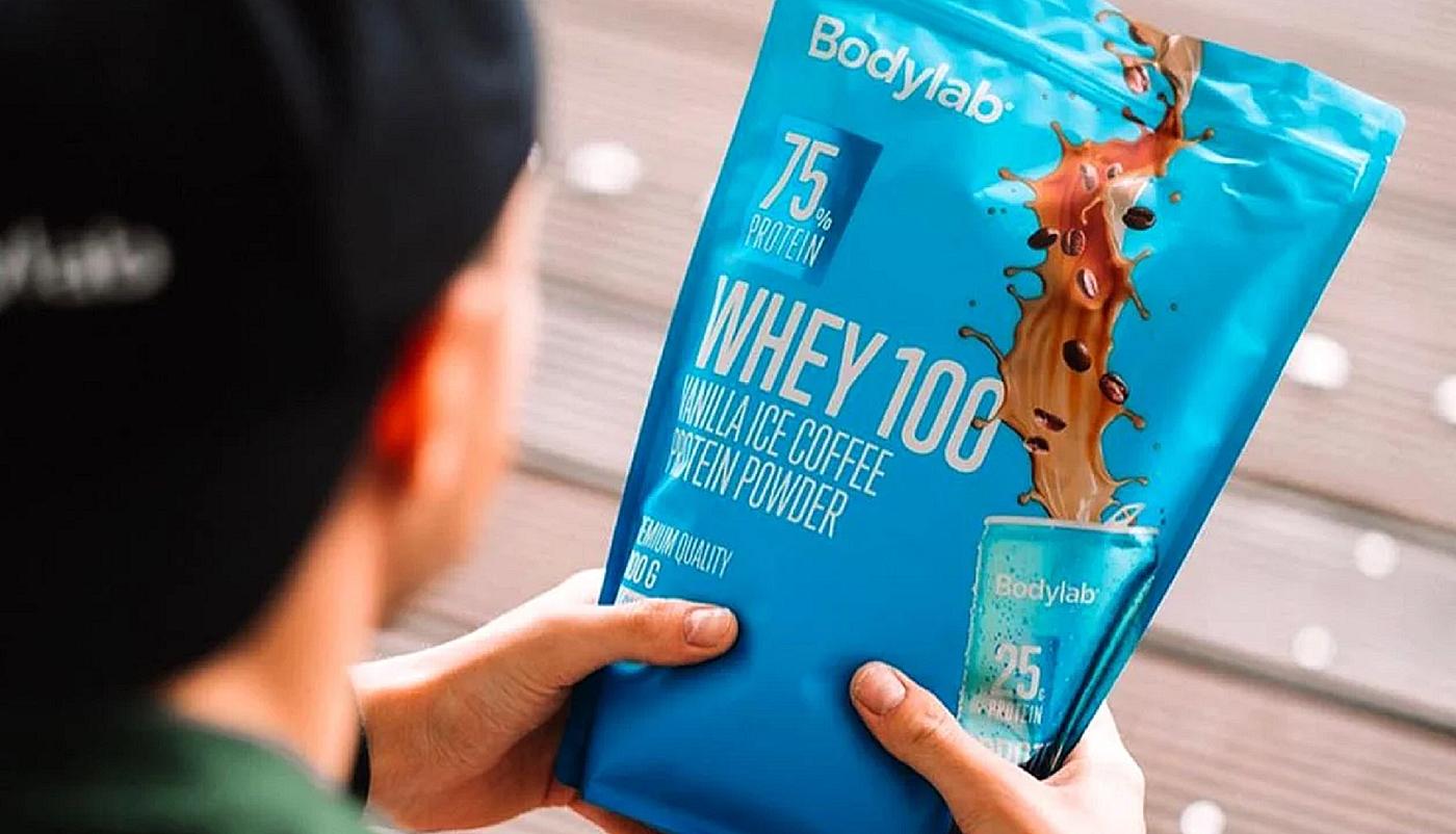 Najnoviji Bodylab proizvod u kombinaciji Whey 100 i proteinske Ice Coffee!