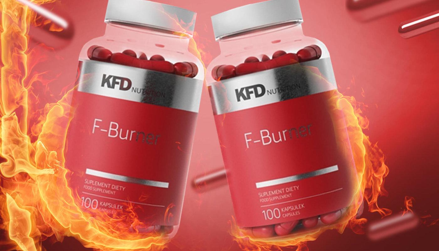 F-Burner - osmišljen za sagorijevanje masti!