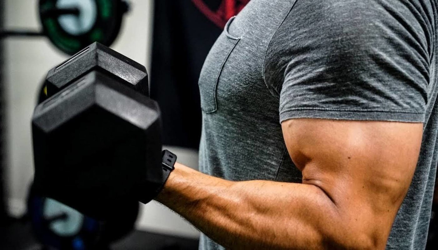 4 vježbe za savršen biceps!