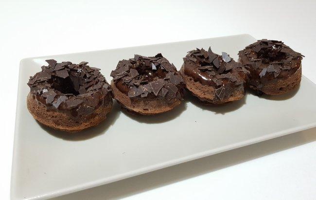Recept s kojim ne moraš birati, poteinski brownie i krafne u jednom!