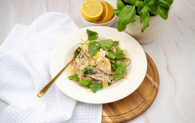 Lagani ljetni ručak: Špagete s umakom od limuna i rikole
