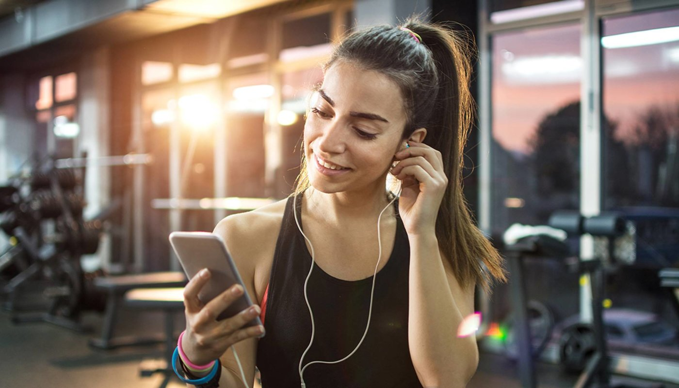 Slušanje glazbe tijekom treninga može djelovati poput legalnog dopinga Pronađite idealan popis pjesama!