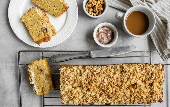 Doručak za cijeli tjedan: Lagani kruh od banane u kombinaciji s kavom!