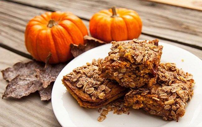 Kućne radinosti ususret halloween-u: Zobene pločice od bundeve