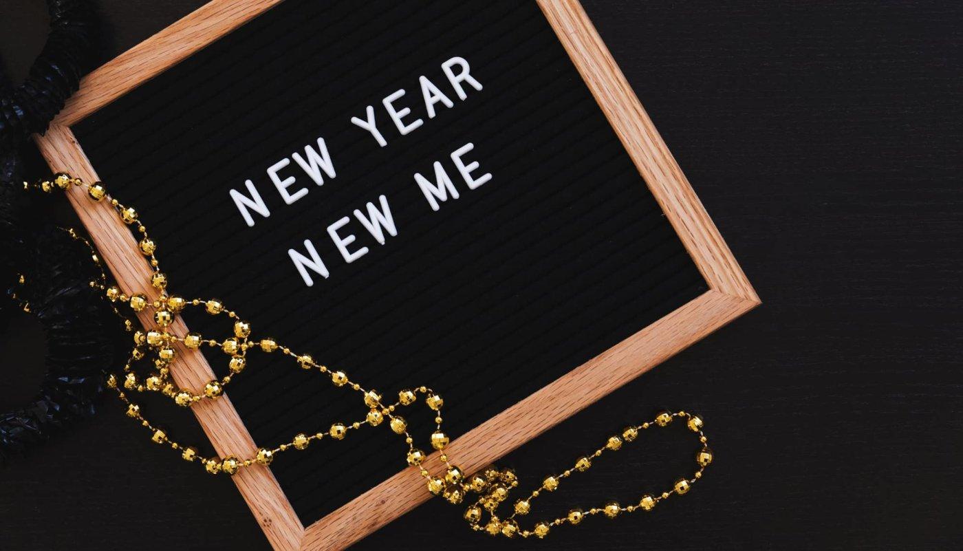Nova godina, Novia ja - kako započeti ozbiljne promjene!