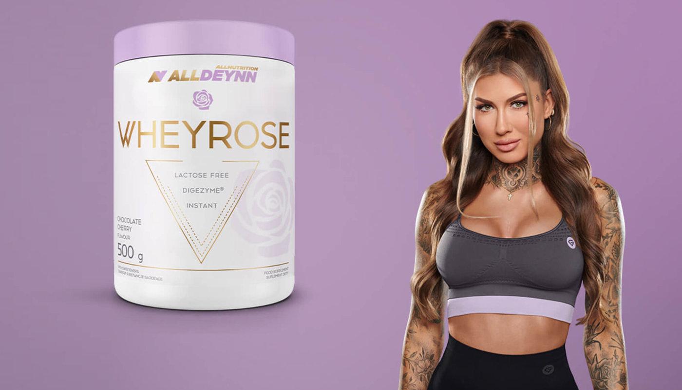 ALLDeynn WheyRose proteini - novi proteini koji su zaslužili svoju recenziju!