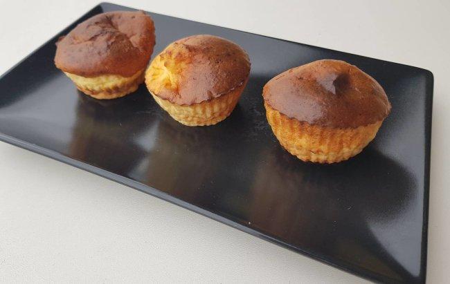 Lagani, a zdravi doručak: slani muffini!