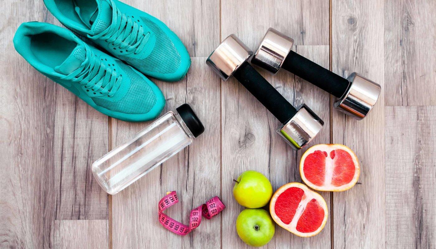 10 jednostavnih savjeta kako započeti zdravu prehranu i krenuti s vježbanjem!