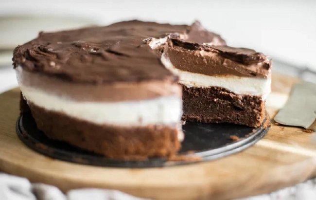 Cheesecake pun proteina za #fit desert!