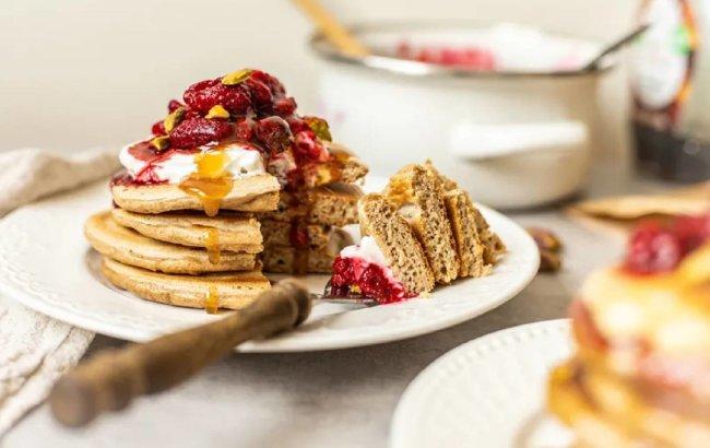Pahuljaste, proteinske palačinke za svježe jutro!